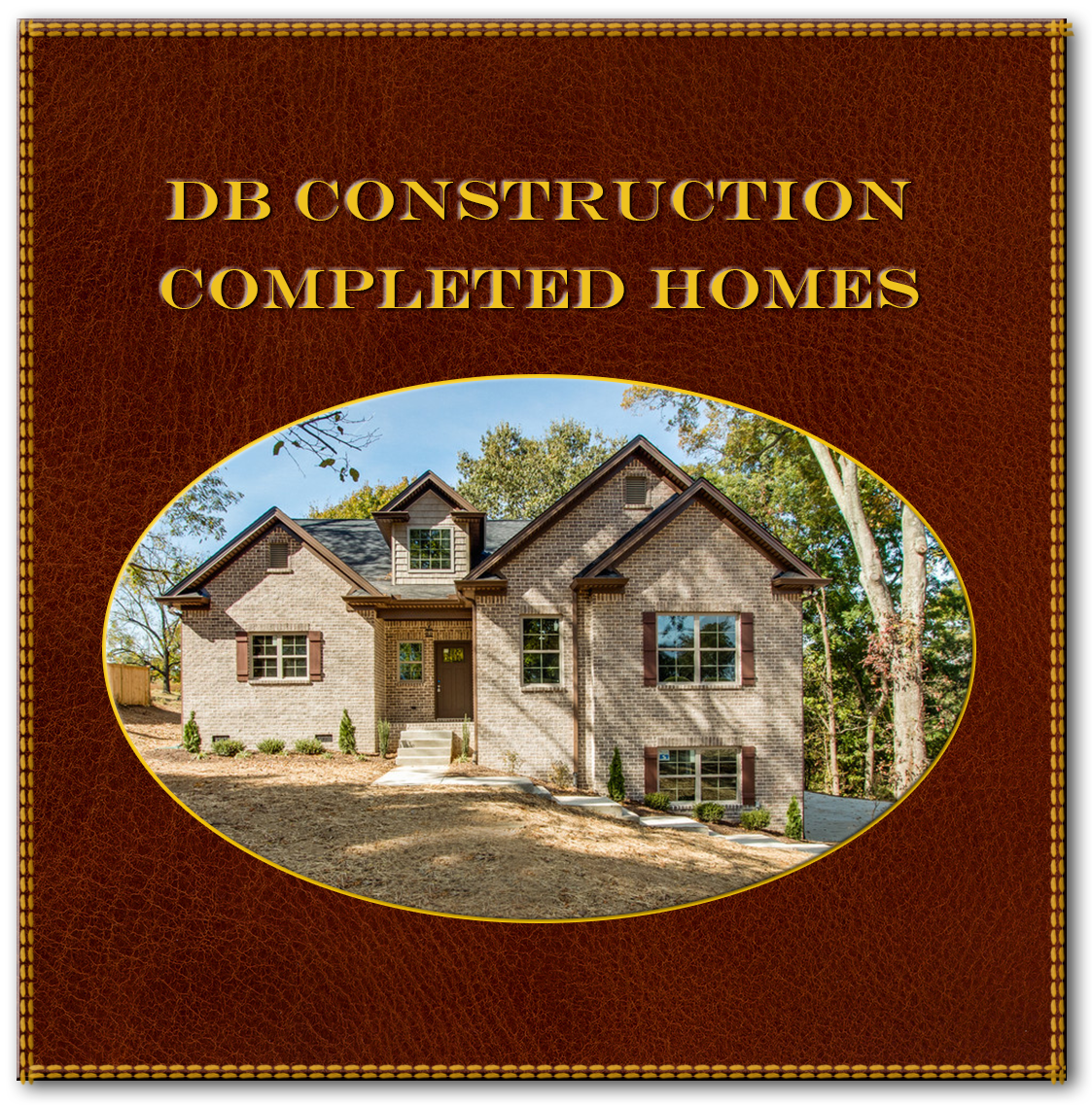 DB Construction Recently Completed Homes